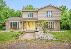 1390 CUMBERLAND RIDGE DRIVE, Ottawa, Ontario K4C 1E1, 4 Bedrooms Bedrooms, ,2 BathroomsBathrooms,Villa,For Sale,CUMBERLAND RIDGE DRIVE,1027